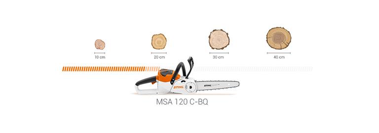 MSA 120 C-BQ