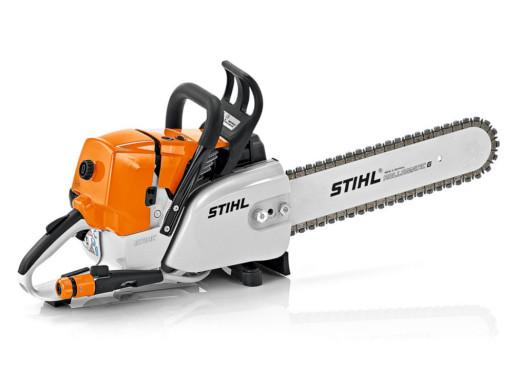 Poderosa cortadora de hormigón, perfecta para trabajos de construcción.